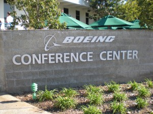 Boeing Conference Center in Orange County Flex Camp